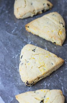 My new morning obsession. The Zuni Cafe recipe for orange currant scones.