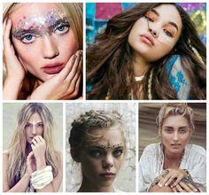 #makeup #beauty #editorial #beautystic #glitter  #festival #festivalmakeup #makeupinspiration #lipstick