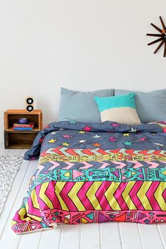 Bianca Green For DENY My USA Duvet Cover #urbanoutfitters