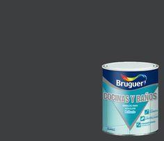 esmalte sintetico para azuejos gruer - gris - pizarra