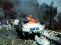 Le bombe nel giorno della preghiera che sconvolgono Tripoli.