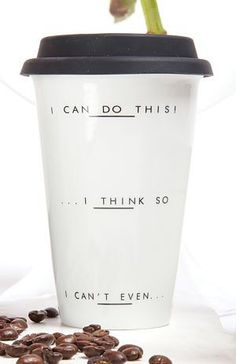 I Can Do This Travel Mug