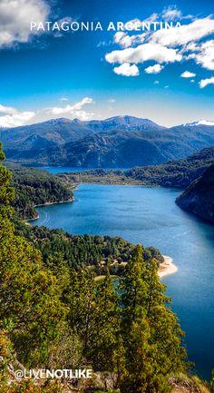 La Patagonia argentina tiene mucho para brindar. Conocé qué hacer en Esquel y el Parque Nacional Los Alerces en esta publicación. En la foto, Mirador del Lago Verde #Esquel #losalerces #patagonia #argentina #lagoverde #mirador #deporte #senderismo #chubut #trekking #parquenacional #unesco Beautiful World, Scenery, Country, Outdoor, World, Argentina Tourism, Hiking, Trekking, Outdoors