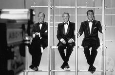 pictures of dean martin with perry como | Perry Como, Peggy Lee, James Garner, The Smothers Brothers, Mary ...