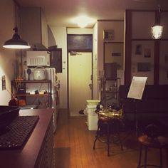 メンズ部屋/賃貸…などのインテリア実例 - 2014-11-21 03:18:04   RoomClip(ルームクリップ)