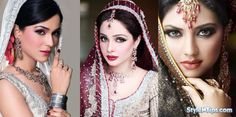 Winter bridal makeup 2015 - Google Search