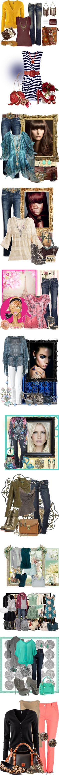 """""""Everyday Wearable"""" by haley-traylor ❤ liked on Polyvore"""