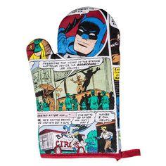 Luva de Cozinha Quadrinhos DC Comics