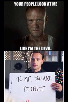 #twd (i can do love actually & walking dead memes all day!)