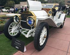 Eye-Popping Photos of Winners from 2017 Arizona Concours