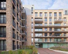 Gallery of De Halve Maen Apartment Building / Mecanoo - 5