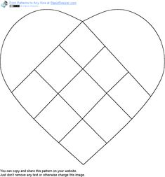 Free Heart pattern. Get it and more free designs at http://Online.RapidResizer.com/patterns.php