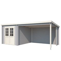 Garage Doors, Shed, Outdoor Structures, Garden, Outdoor Decor, Modern, Home Decor, Products, Garten