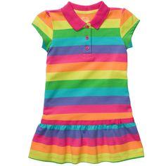 rainbow dress / Carter's  Still available!!! Love carters!!  @Judith Hogben Smith