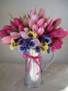 spring flower arrangements | Spring Floral Arrangement