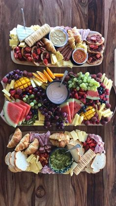 Ideas For Fruit Party Platters Antipasto Snacks Für Party, Appetizers For Party, Appetizer Recipes, Fruit Appetizers, Birthday Appetizers, Game Night Snacks, Breakfast Appetizers, Breakfast Fruit, Breakfast Plate