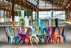 So so lovely.  Chairs from Industry West