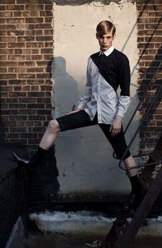 Baptiste Radufe by Zak Krevitt for Fashionisto Exclusive