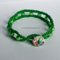 AtRestShop macrame bracelet 221-1