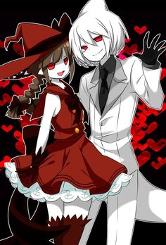 Wadanohara and Sa (Fuck you Sal)