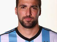 Gonzalo Higuain - Atacante - Argentina