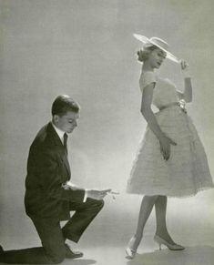 Fashion by Christian Dior, 1958