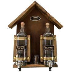 Bar Pub, Rustic Wine Racks, Whisky, Liquor Dispenser, Stainless Steel Pipe, My Bar, Dark Stains, Small Bars, Bars For Home