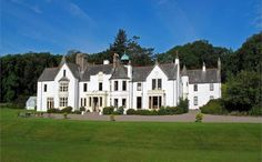 Achamore House, Isle of Gigha, Scotland