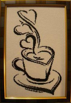 чашка кофе Coffee Bean Art, Coffee Beans, Coffee Shop Design, Coffee Crafts, Crafts With Pictures, Wood Burning Art, Unusual Art, Diy Embroidery, Crafts To Do