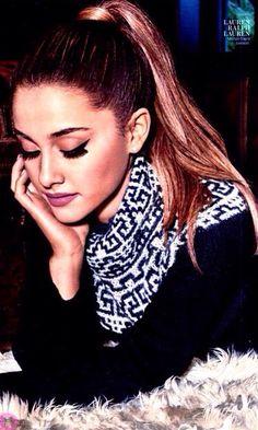 Ariana Grande for In Style Magazine