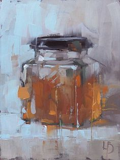 Marmalade, Still Life, Oil Painting