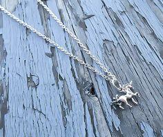 Unicorn Necklace, silver unicorn necklace, Unicorn Jewellery, fantasy pendant, ouat jewelry, unicorn pendant, unicorn jewelry, mythological