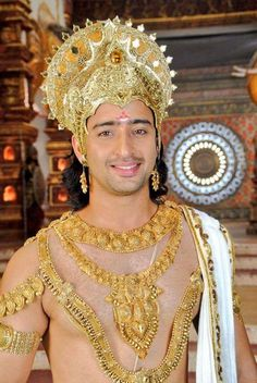 Handsome Celebrities, Cute Celebrities, Bollywood Celebrities, Lord Krishna Images, Krishna Pictures, Paras Arora, Shaheer Sheikh, Skin Color Chart, Pooja Sharma