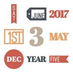 Cricut Days and Dates World Important Days, Garden Of Words, Teresa Collins, Provo Craft, Moral Stories, Cricut Cartridges, Cricut Fonts, Scrapbook Cards, Scrapbooking