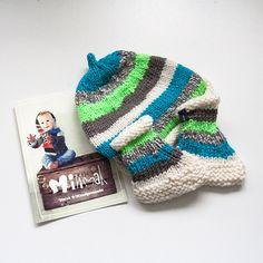 Handgemaakte babyset, mutsje & sokjes - Prijsvraag MikMak (geldig tot eind februari 2014)