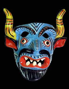Mexican Clay Devil