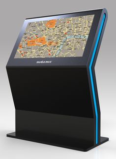 The medo Interactive 10 point multi-touch Way-Finding outdoor PCAP display totem is designed for easy recognition in public and private outdoor areas. Equipped with a full high bright 2500 nits HD 42-inch and 47-inch interactive screen display. The medo helps people look-up information, get directions, learn about offers and buy tickets. The medo Interactive Way-Finding Display Totem can be custom branded and color keyed to the end user's exacting specifications.