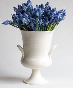 """Diego Urn""""-Frances Palmer vase-$325"""