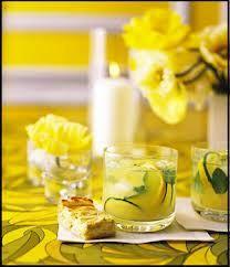 limoncello cocktails -