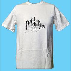 Panic at the disco logo T-Shirt