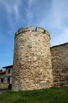 Mendoza (Alava) Torre del Infantado
