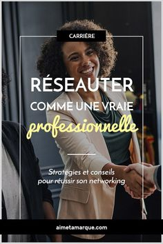 Carrière Tips from a seasoned professional to network better. No matter what your job situation is, your relationship is one of your biggest assets. Business Education, Business School, Business Entrepreneur, Business Tips, Business Women, Burn Out, Community Manager, Business Management, Starting A Business