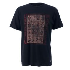 Iron Fist Loteria Men's T-shirt, 100% Cotton. Alternative Clothing