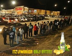 Amazing how the news spread when BevMo! started stocking Limonitz. It was uncanny how the people banded together and made their needs known.    www.limonitz.com for details & locations.