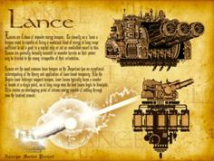 Lance cannon schematic