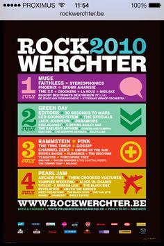 Rock werchter 2010