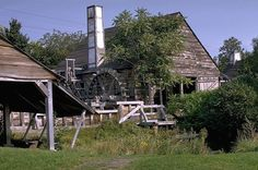 Saugus Iron Works National historic Site, Massachusetts