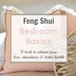 Feng Shui Bedroom Basics.   GatesInteriorDesign.com