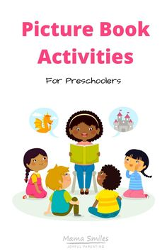 Themed picture book activities for preschoolers - a year's worth of activities. You can use the resources in this post to create your own home preschool curriculum! #ece #preschool #preschooler #homepreschool #preschoolathome #preschoolcurriculum #picturebookactivities Homeschool Preschool Curriculum, Preschool Learning Activities, Preschool Books, Preschool At Home, Fun Learning, Activities For Kids, Easter Books, Day Book, Create