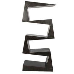 'Biblio John' Steel Bookcase | Stephane Ducatteau
